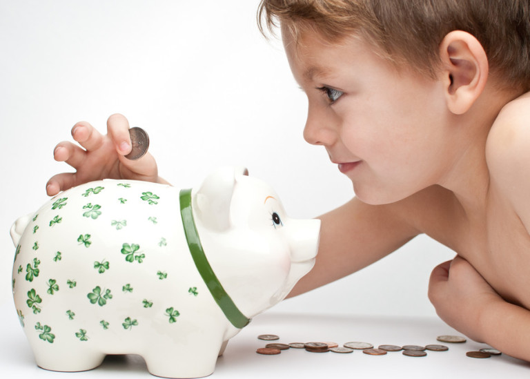 Savings- How to teach your child about the value of money