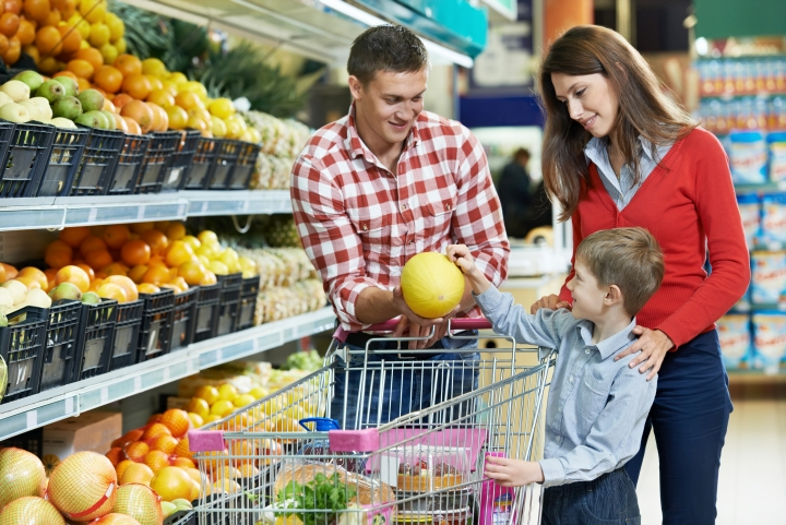 How shop smartly in the supermarket