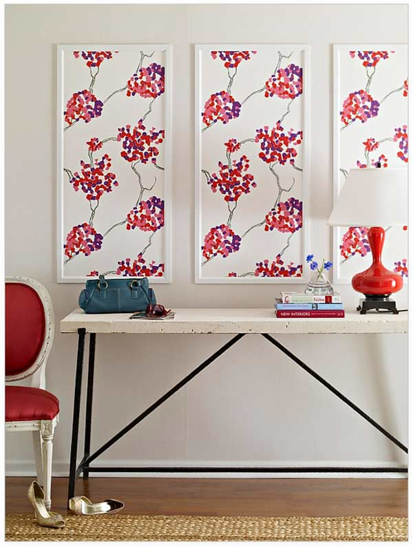 Cheap and innovative ways to refresh your walls