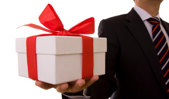 How to choose an ideal gift for business partner