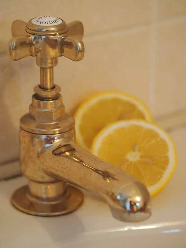 Natural ways to eliminate limescale