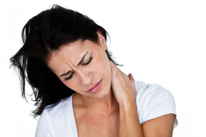 Relieve the sore neck in 60 seconds