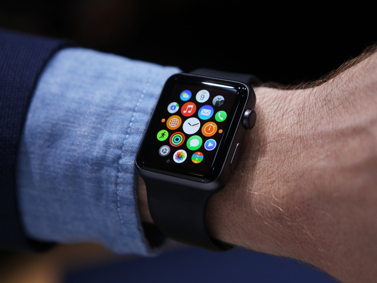 Apple Watch Review by Techcrunch
