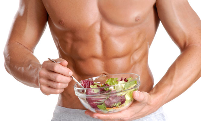 Foods for muscle building