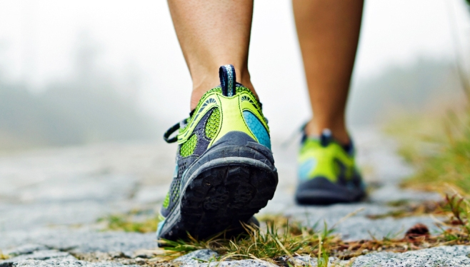 Lose weight with 10 minute walks