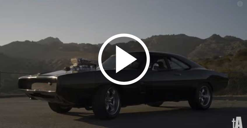 VIDEO: 1970 Dodge Charger R/T – FAST, FURIOUS and LOUD