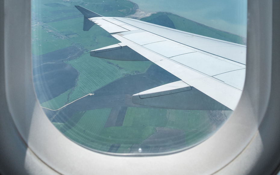 , The Real Reason Why There's a Tiny Hole in Airplane Windows