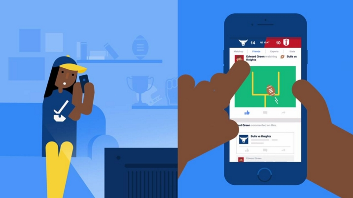 , Introducing the Facebook Sports Stadium