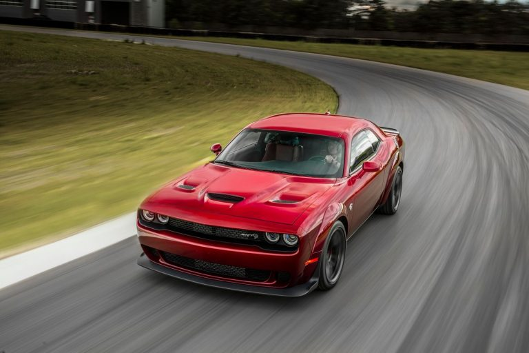 Dodge Has Made A Widebody Challenger Hellcat And You Want One