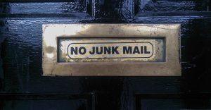 Spamfighter no junk mail