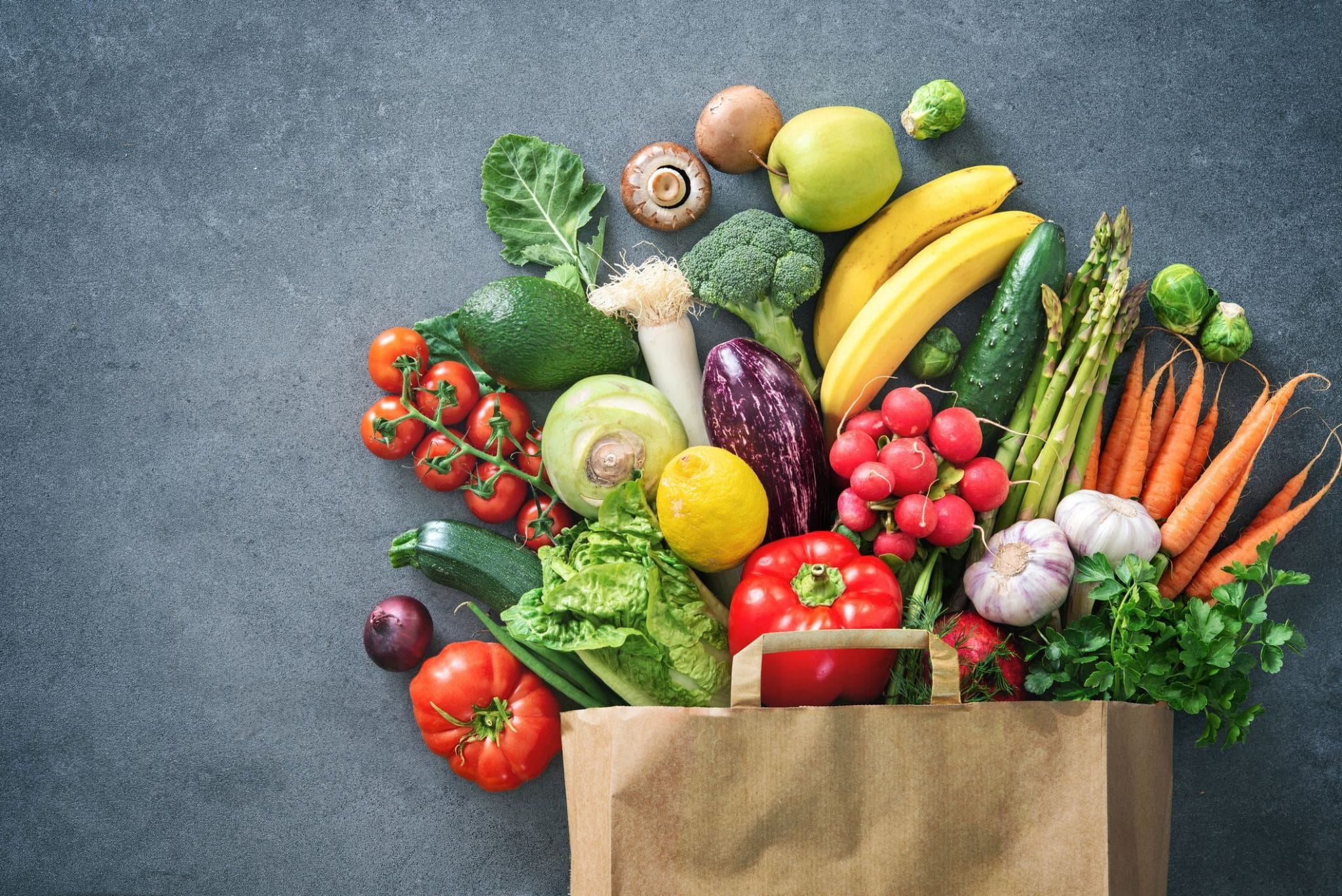 Eating vegetables will help you lose weight